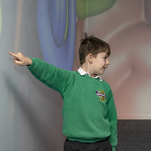 Learning about the inner ear | Immersive Classroom