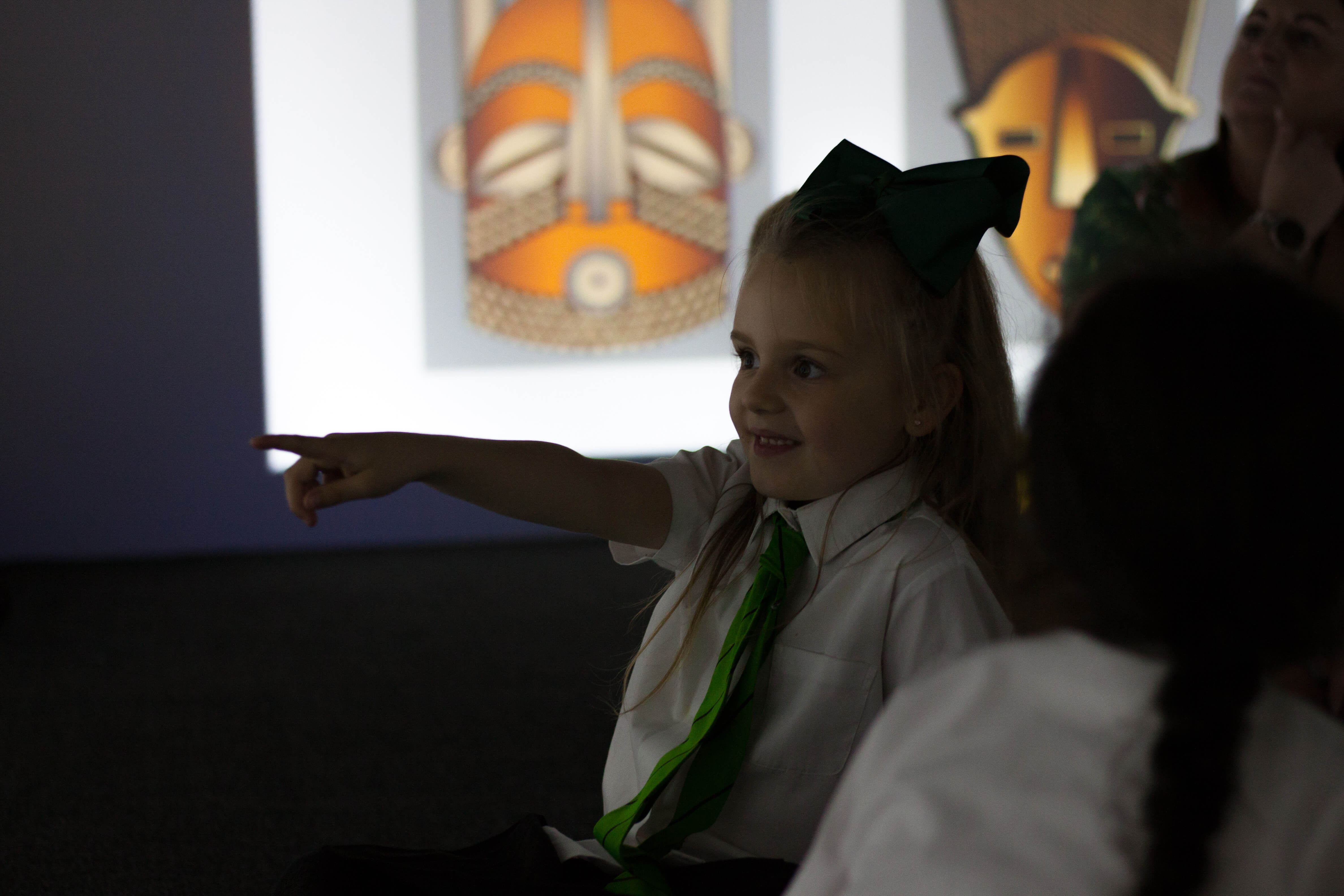 Further engagement in the Immersive Classroom