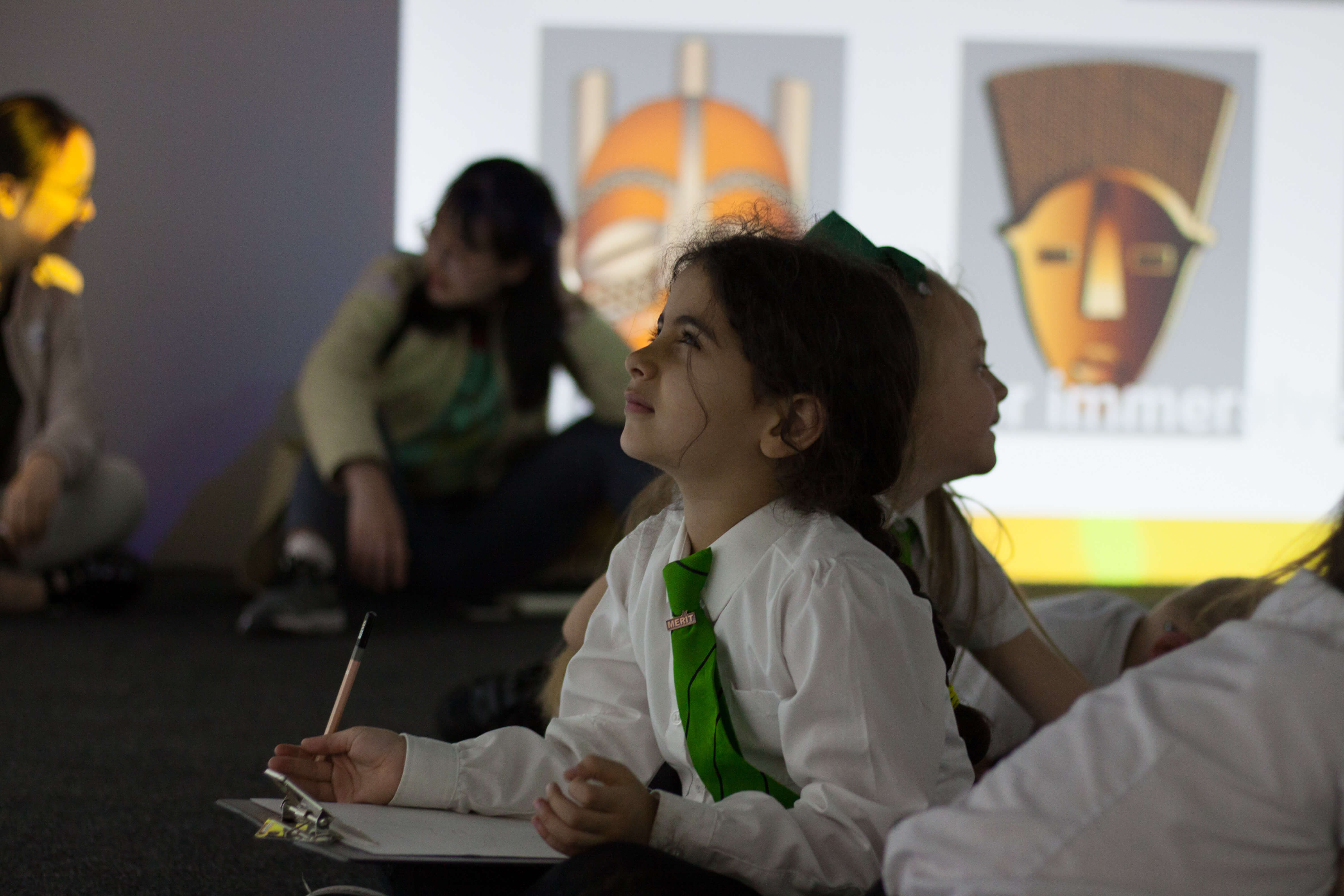 Learning about Culture | Immersive Classroom